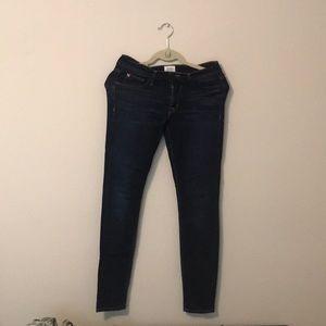 Hudson krista skinny jeans 27